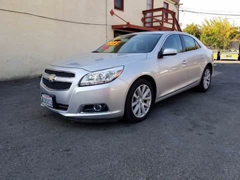 2013 Chevrolet Malibu for sale in Sacramento, CA