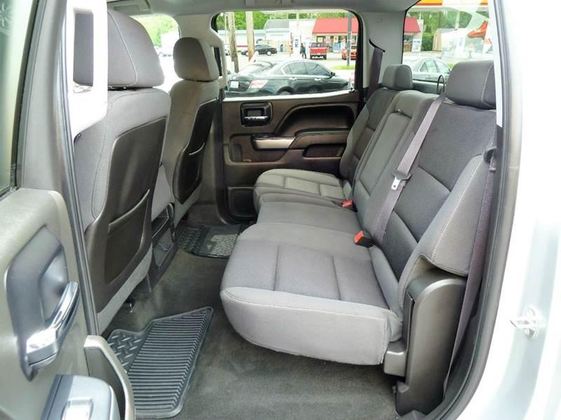 2014 Chevrolet Silverado 1500 LT 4x4 4dr Crew Cab 5.8 ft. SB - Louisville KY