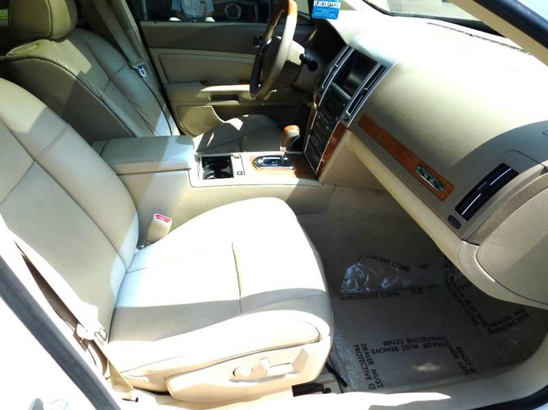 2008 Cadillac STS AWD V6 4dr Sedan w/ Navigation Screen - Louisville KY