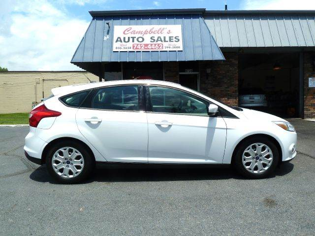 2012 Ford Focus SE 4dr Hatchback - Louisville KY