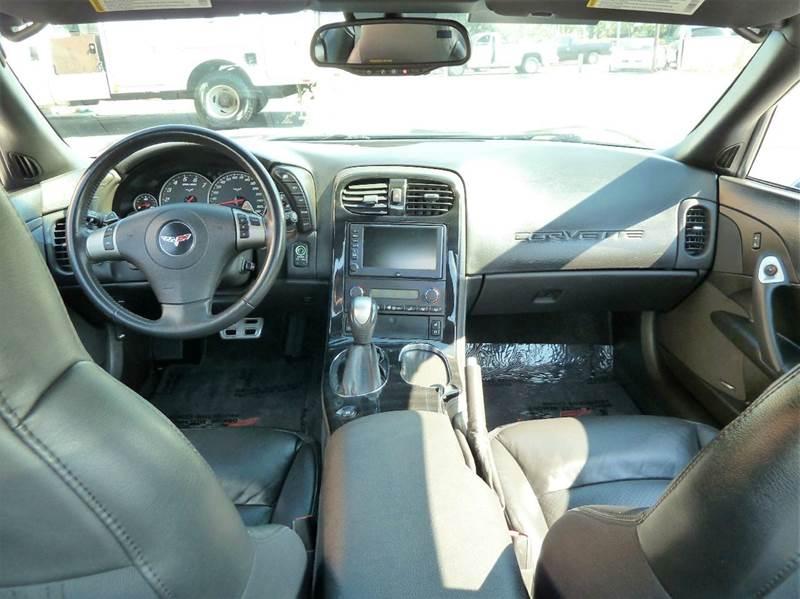 2009 Chevrolet Corvette Base 2dr Coupe w/3LT - Louisville KY