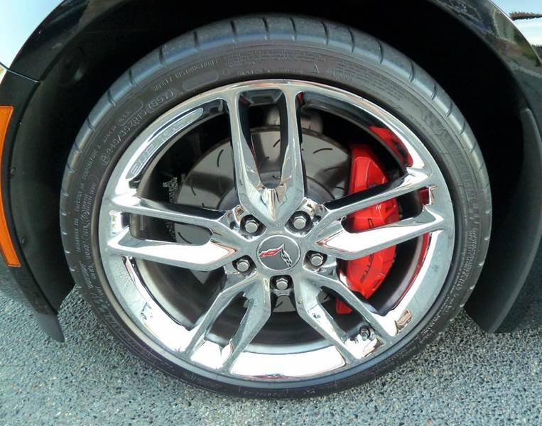 2014 Chevrolet Corvette Stingray Z51 2dr Coupe w/1LT - Louisville KY
