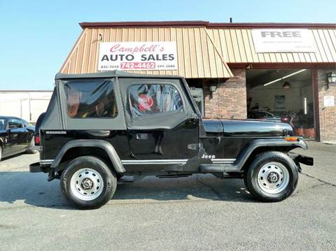 1988 Jeep Wrangler for sale in Louisville, KY