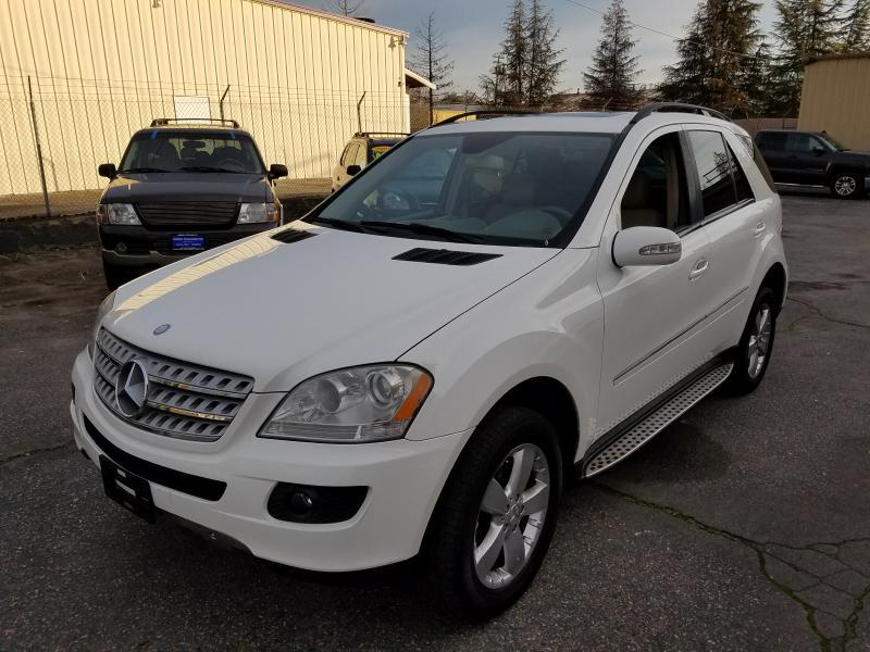 2007 mercedes benz m class awd ml 500 4matic 4dr suv in for 2007 mercedes benz ml350 4matic