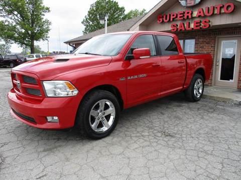 2011 RAM Ram Pickup 1500