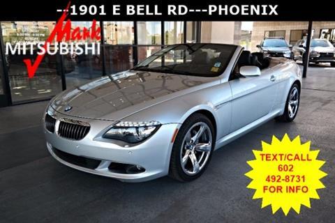 2010 BMW 6 Series for sale in Phoenix, AZ