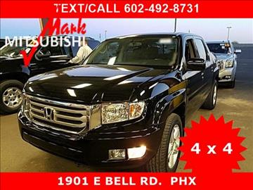 2013 Honda Ridgeline for sale in Phoenix, AZ