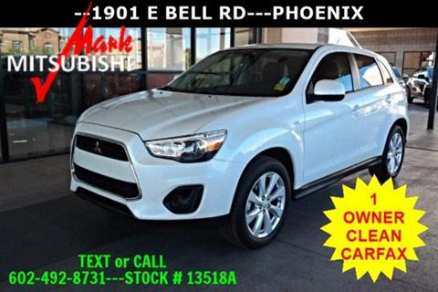 2014 Mitsubishi Outlander Sport for sale in Phoenix, AZ