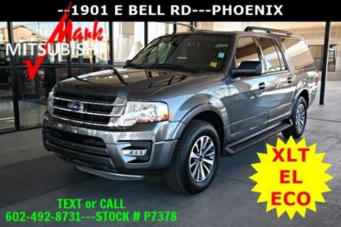 2015 Ford Expedition EL for sale in Phoenix, AZ