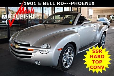 2005 Chevrolet SSR for sale in Phoenix, AZ