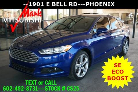 2013 Ford Fusion for sale in Phoenix, AZ
