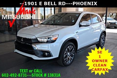 2016 Mitsubishi Outlander Sport for sale in Phoenix, AZ