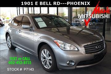2013 Infiniti M37 for sale in Phoenix, AZ