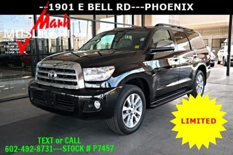 2016 Toyota Sequoia for sale in Phoenix, AZ
