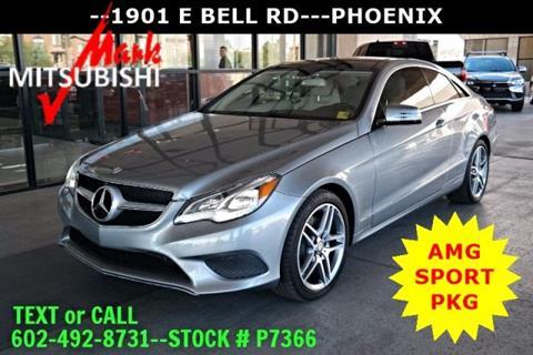 2014 Mercedes-Benz E-Class for sale in Phoenix, AZ