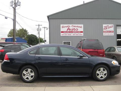 2010 Chevrolet Impala for sale in New Ulm MN