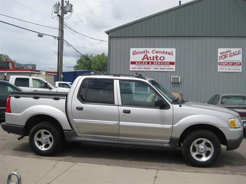 2004 Ford Explorer Sport Trac for sale in New Ulm MN