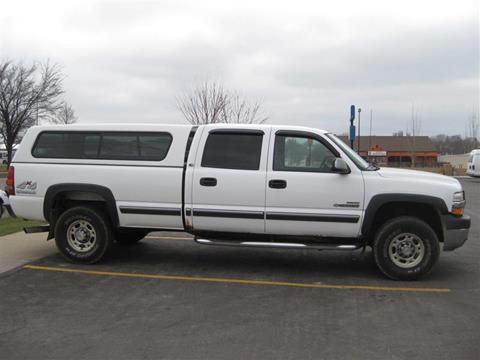 2001 Chevrolet Silverado 2500HD for sale in New Ulm MN