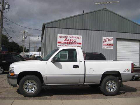 2000 Chevrolet Silverado 1500 for sale in New Ulm MN