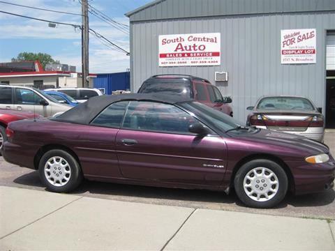 2000 Chrysler Sebring for sale in New Ulm MN