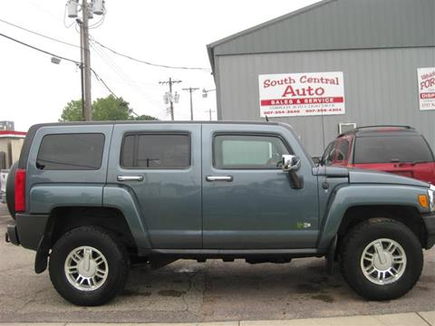 2007 HUMMER H3 for sale in New Ulm MN