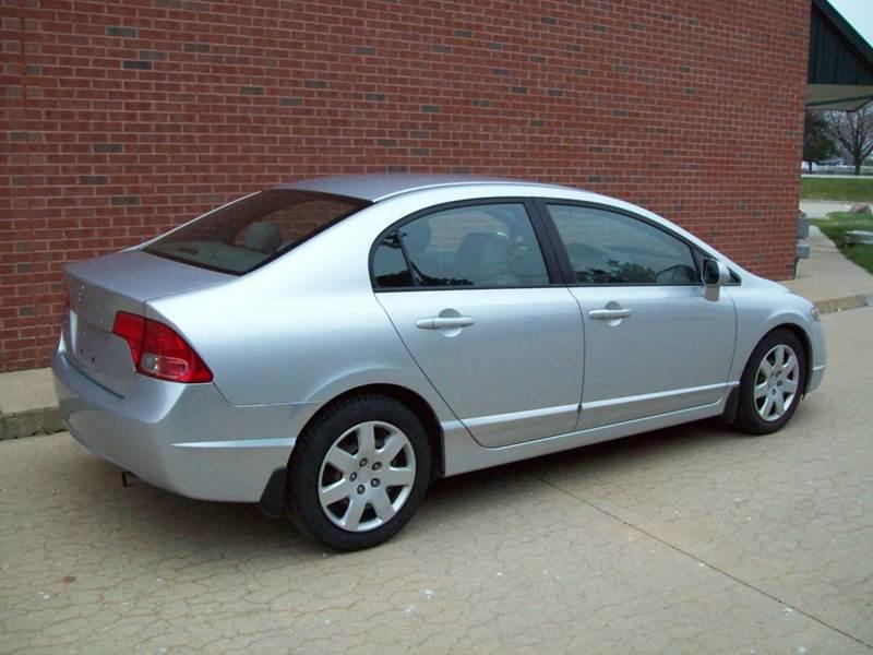 2007 Honda Civic LX 4dr Sedan (1.8L I4 5A) In Mount Clemens MI ...