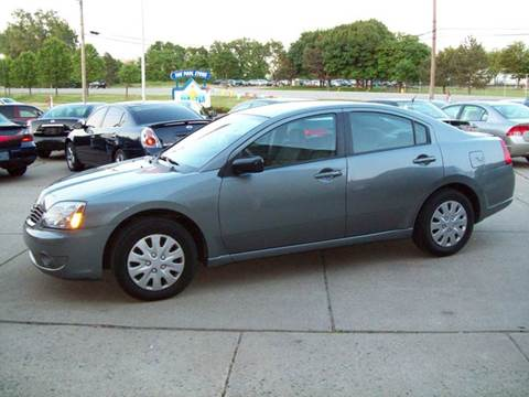 2007 Mitsubishi Galant for sale in Mount Clemens, MI