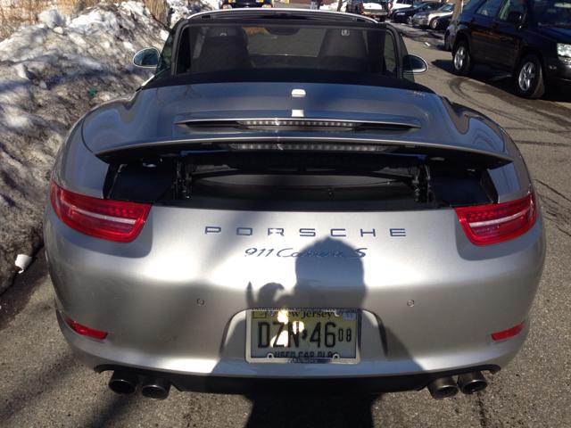 2013 Porsche 911 Carrera S Cabriolet - Hasbrouck Height NJ