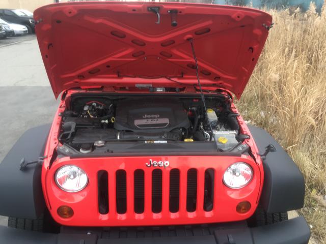 2013 Jeep Wrangler Freedom Edition 4x4 2dr SUV - Hasbrouck Height NJ