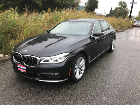 2016 BMW 7 Series For Sale In Hasbrouck Height NJ