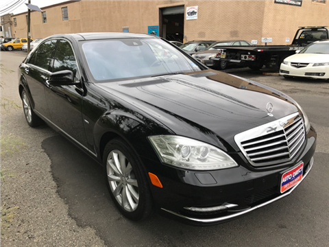 2012 Mercedes-Benz S-Class for sale in Hasbrouck Height, NJ