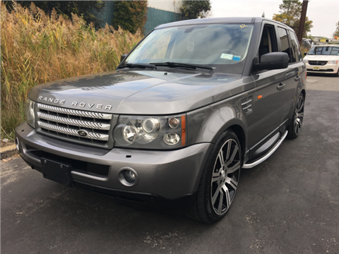 2007 Land Rover Range Rover Sport for sale in Hasbrouck Height, NJ