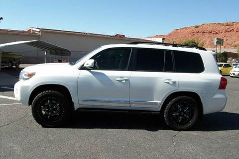 2013 Toyota Land Cruiser for sale in St George, UT