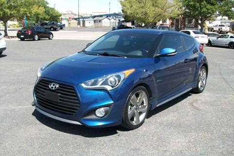 2015 Hyundai Veloster Turbo for sale in St George, UT