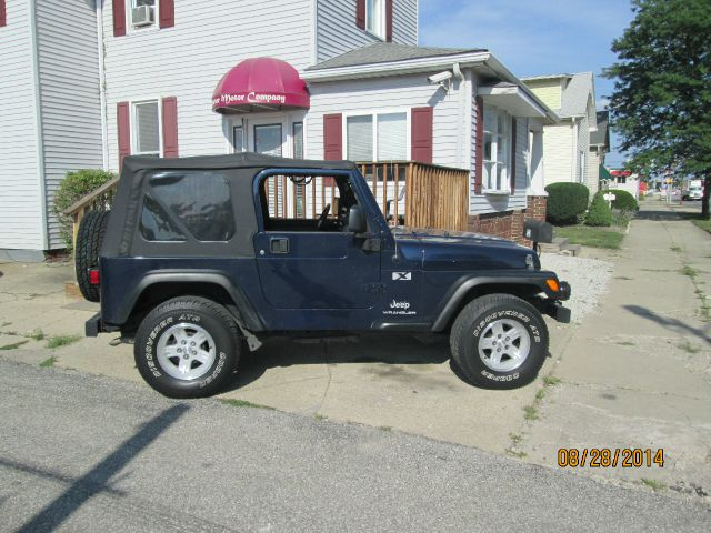 2006 Jeep Wrangler for sale in Shelbyville IN