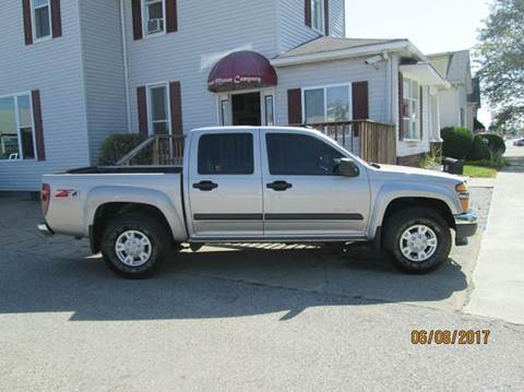 2005 Chevrolet Colorado for sale in Shelbyville, IN