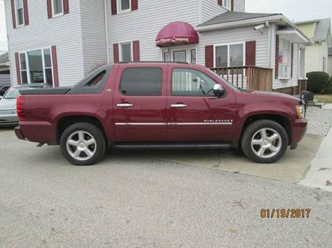 2009 Chevrolet Avalanche for sale in Shelbyville, IN