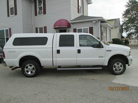2005 Ford F-250 Super Duty for sale in Shelbyville, IN