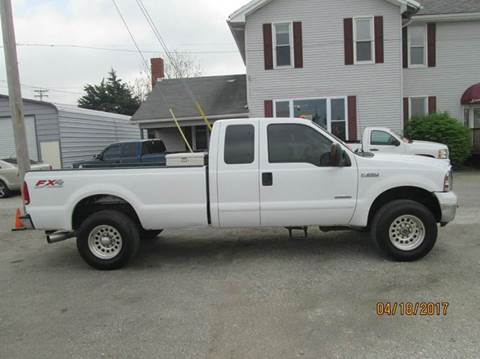 2006 Ford F-250 Super Duty for sale in Shelbyville, IN