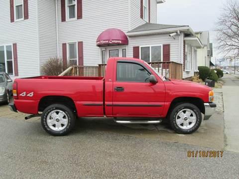 2001 GMC Sierra 1500 for sale in Shelbyville, IN