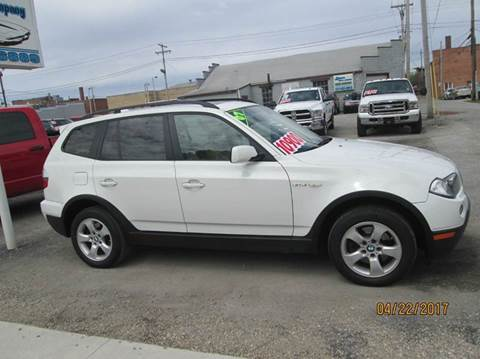 2007 BMW X3 for sale in Shelbyville, IN