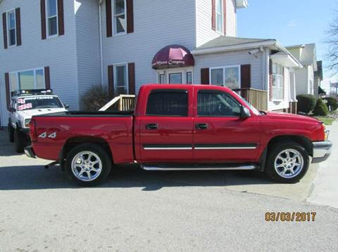 2004 Chevrolet Silverado 1500 for sale in Shelbyville, IN
