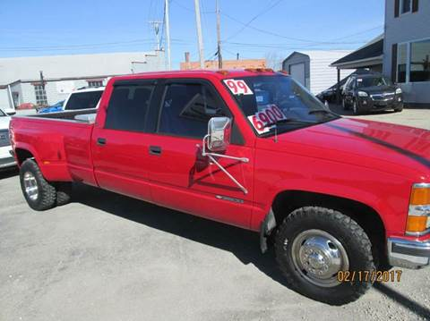 1999 Chevrolet C/K 3500 Series for sale in Shelbyville, IN