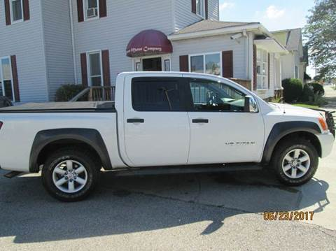 2010 Nissan Titan for sale in Shelbyville, IN