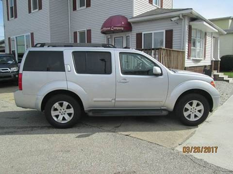 2007 Nissan Pathfinder for sale in Shelbyville, IN