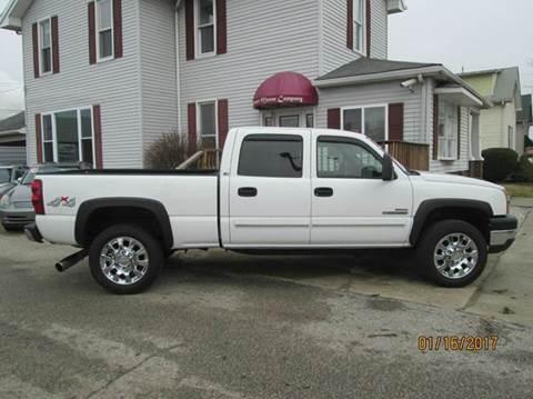 2003 Chevrolet Silverado 2500HD for sale in Shelbyville, IN