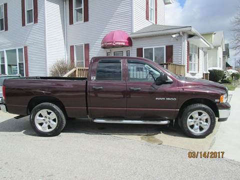 2004 Dodge Ram Pickup 1500 for sale in Shelbyville, IN