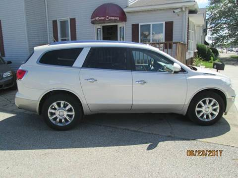 2011 Buick Enclave for sale in Shelbyville, IN