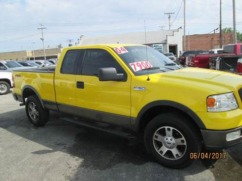 2004 Ford F-150 for sale in Shelbyville, IN