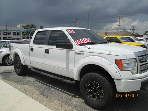 2010 Ford F-150 for sale in Shelbyville, IN